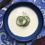 Chilled Potato and Leek Soup
