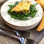 Baked Sweet Potato Frittata